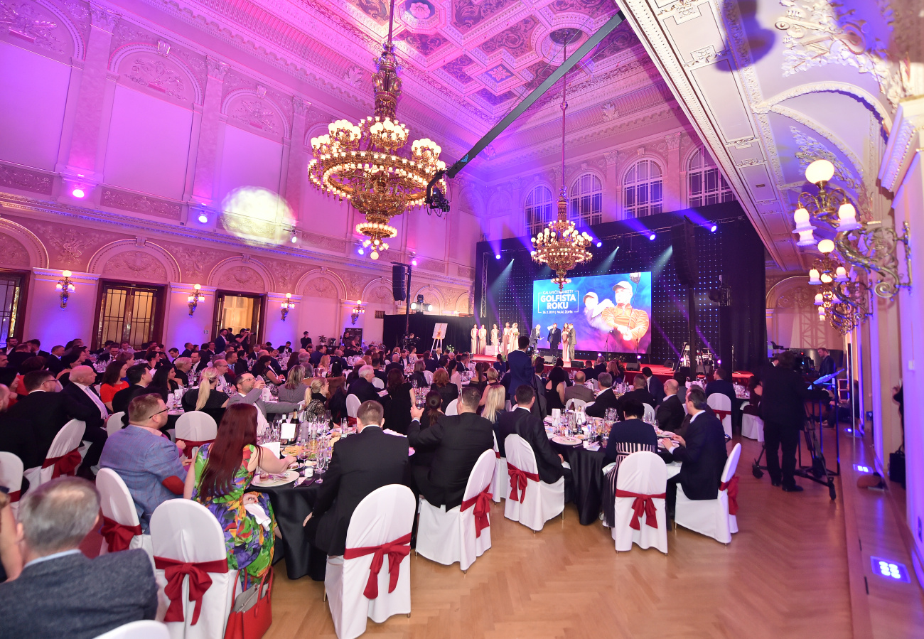Golfista roku 2018 0216 2019 02 26 Photo Zdenek Sluka