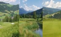 Golfové prázdniny v rakouských Alpách